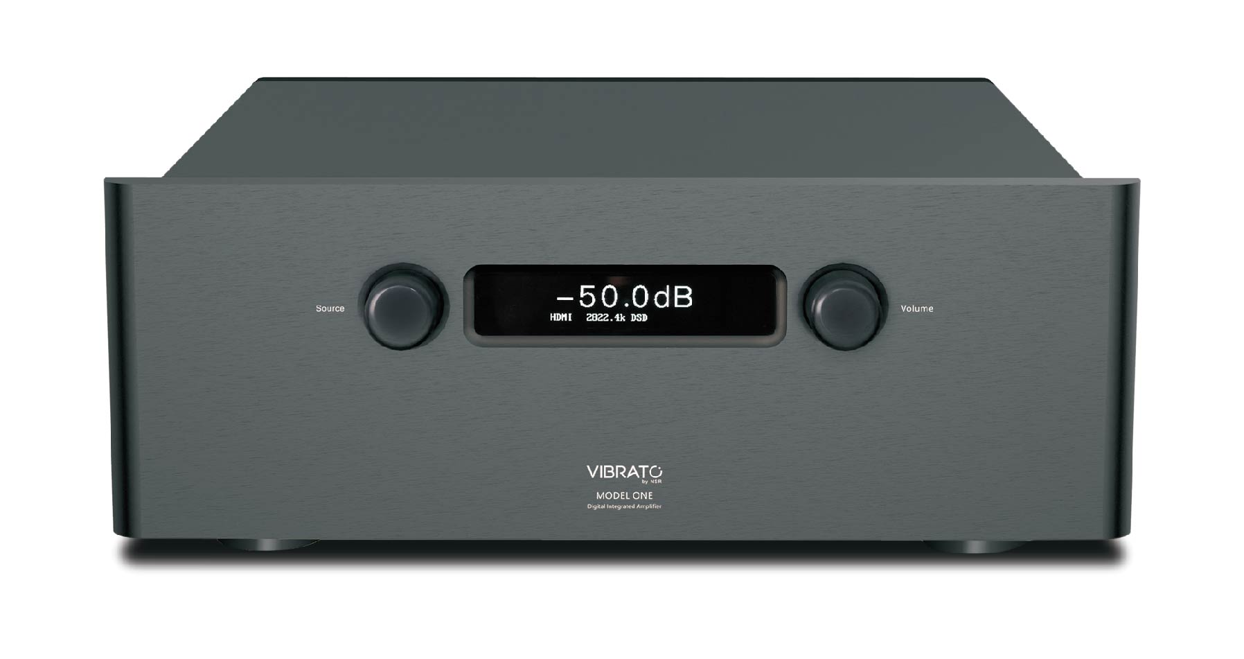 The Model One---A new generation of Integrated Amplifier