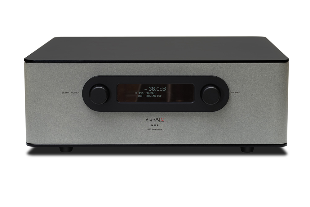 The NSR NMA Three-in-One Amplifier